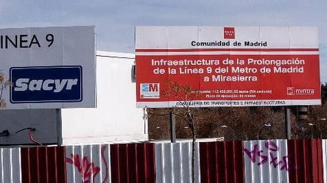 50 millones para «estirar» el Metro en 2012