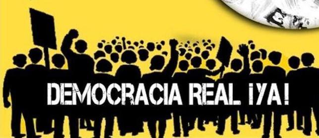 Y ahora... ¿cuál es la Democracia Real Ya?