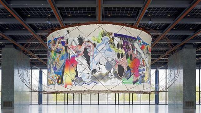 Stella y Calatrava, una obra monumental a cuatro manos
