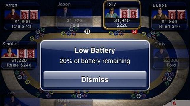 Por qué duran poco las baterías de los smartphones
