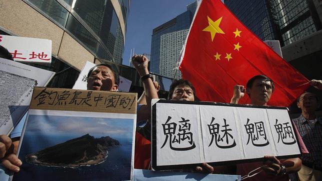 Crece la tensión al comprar Japón las islas disputadas con China