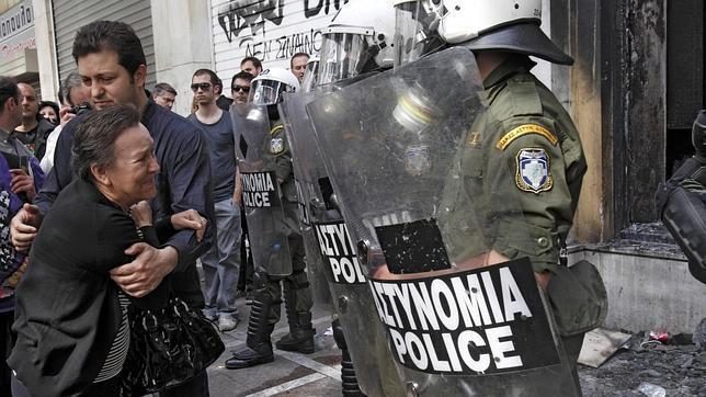 La crisis económica afecta también gravemente a la salud de los griegos
