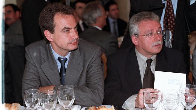 Joaquín Leguina: «Voté a Zapatero porque iba yo también en la lista; si no, me lo hubiera pensado»