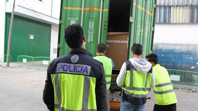 La Audiencia Nacional instruirá el caso del mayor alijo de hachís incautado en Europa