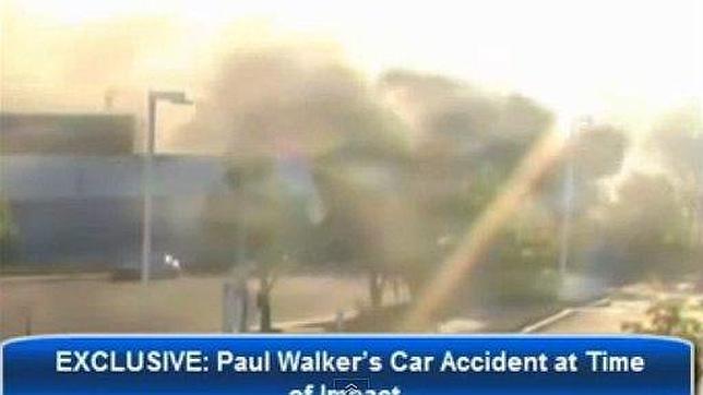 Este es el vídeo que muestra el accidente en el que murió el actor Paul Walker