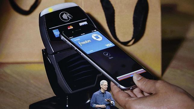 Detalle de Aple Pay, el sistema de pago ideado por Apple