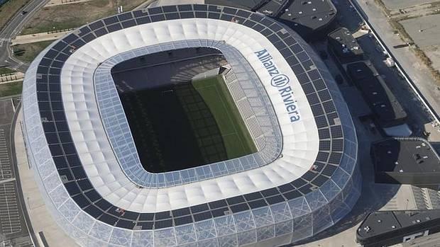 El Stade de Niza.