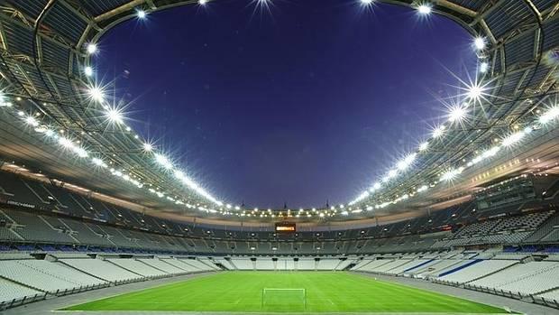 El Stade de France.
