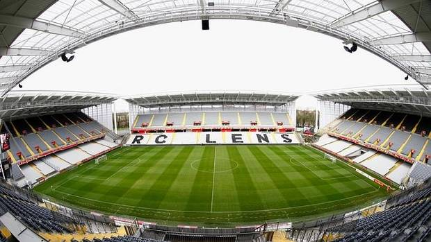 El Stade Bollaert-Delelis.