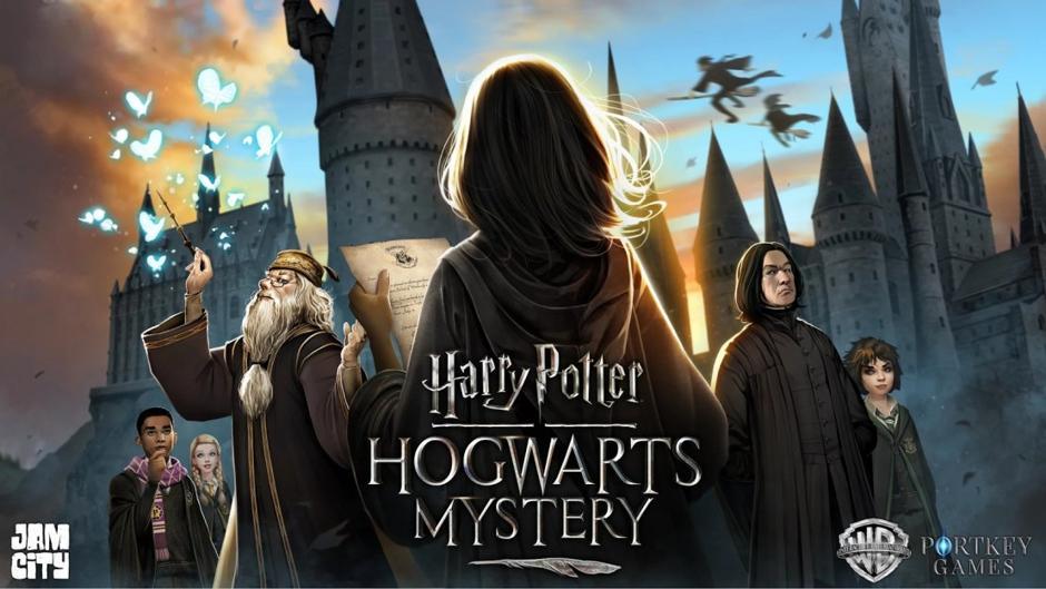 El Nuevo Juego De Harry Potter Para Moviles Ya Disponible En
