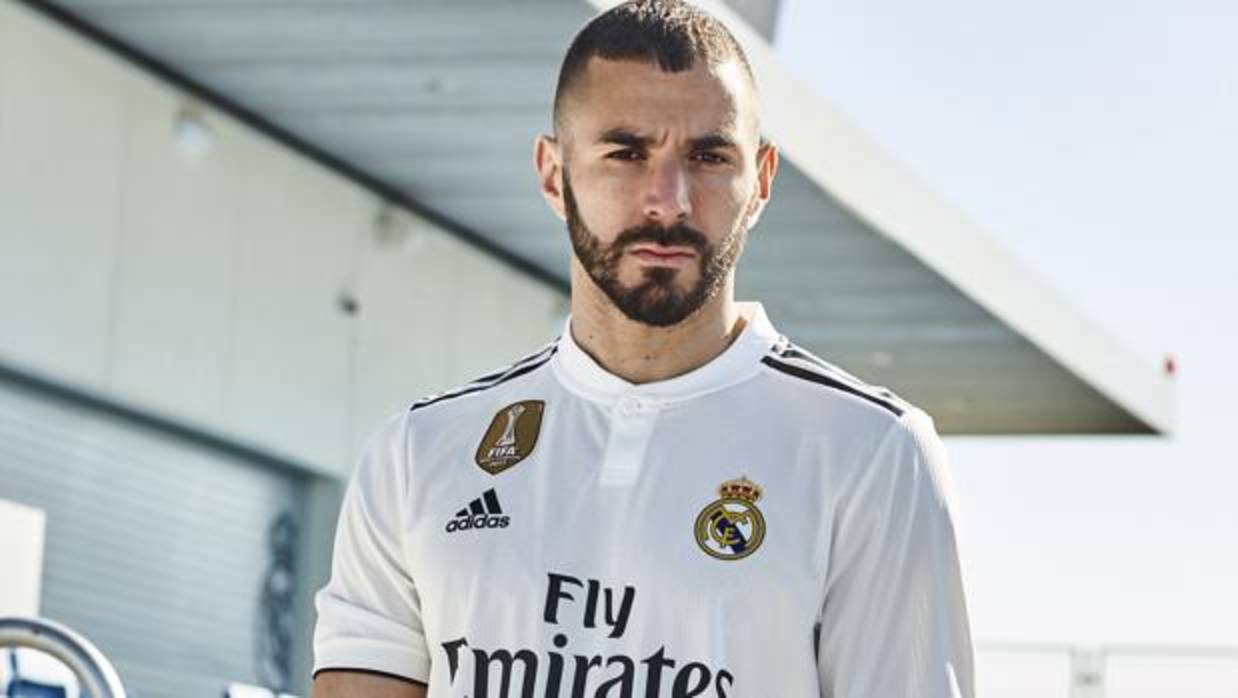 b8ccda5a5e La nueva camiseta del Real Madrid 2018-2019 ya está disponible