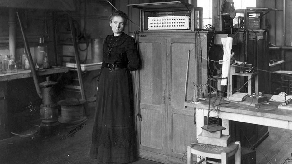 Marie Curie, la primera mujer en conseguir un Nobel