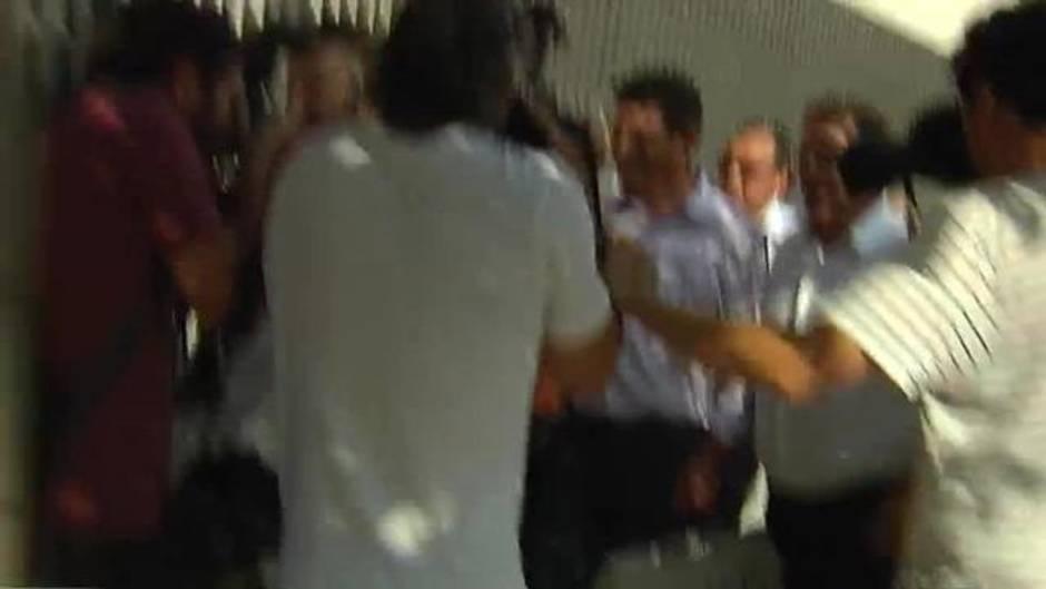 Jorge rodr guez en libertad tras acogerse a su derecho de for Kiosko alqueria