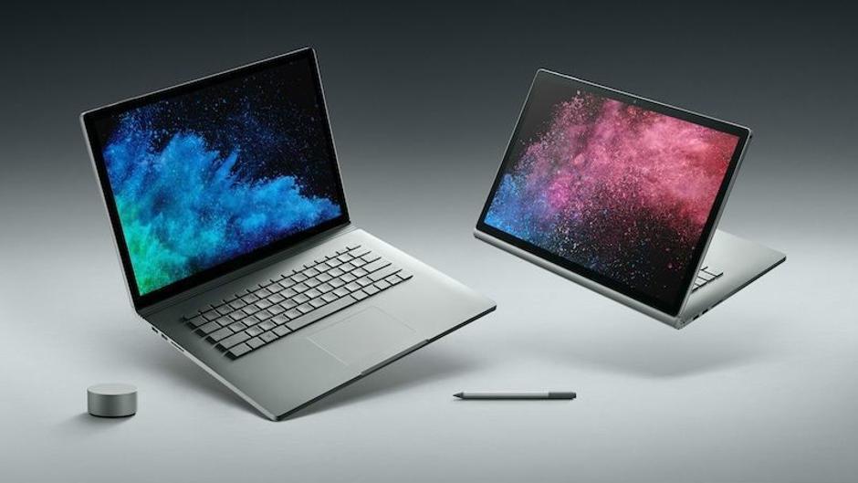 Probamos Surface Book 2: Microsoft se pone serio con los portátiles