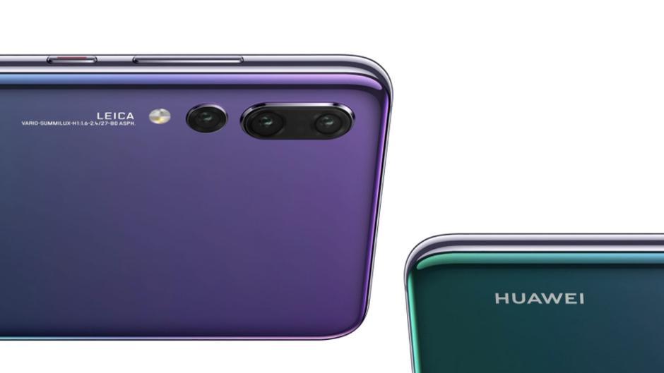 Huawei P20 Pro: la triple cámara se «come» al móvil
