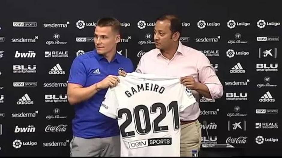 Camiseta Valencia CF Gameiro