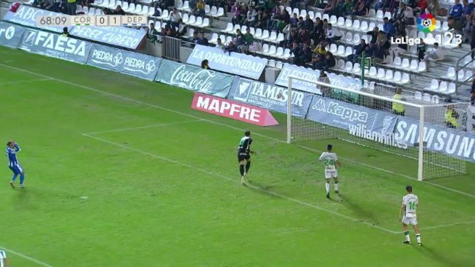LaLiga123   Resumen del Córdoba 1-1 Deportivo