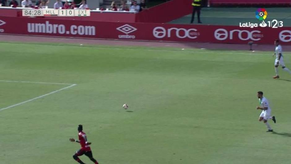 LaLiga 123 (J10) Resumen y goles del Mallorca 1-1 Extremadura