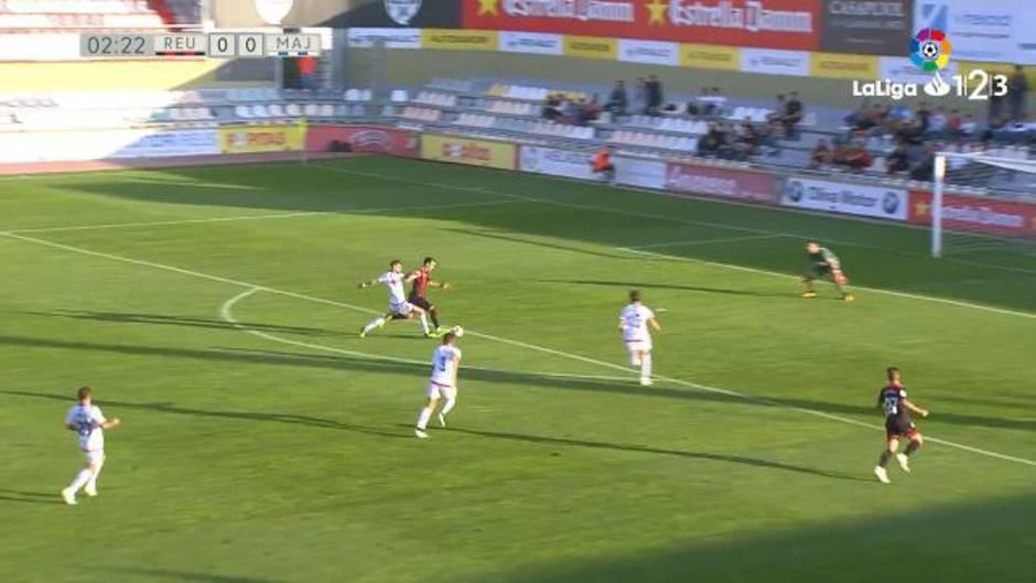 LaLiga 123 (J10): Resumen y goles del Reus 2 - 1 Rayo Majadahonda
