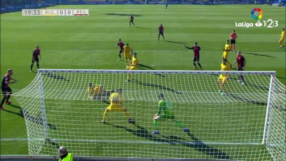 LaLiga 123 (J17): Resumen y gol del Alcorcón 0-1 Reus