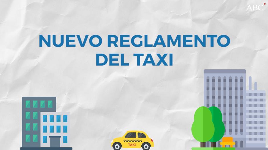 El nuevo reglamento del taxi prohibirá alquilar licencias