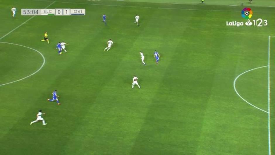 LaLiga123 (J25): Resumen y goles del Elche 1-2 Real Oviedo