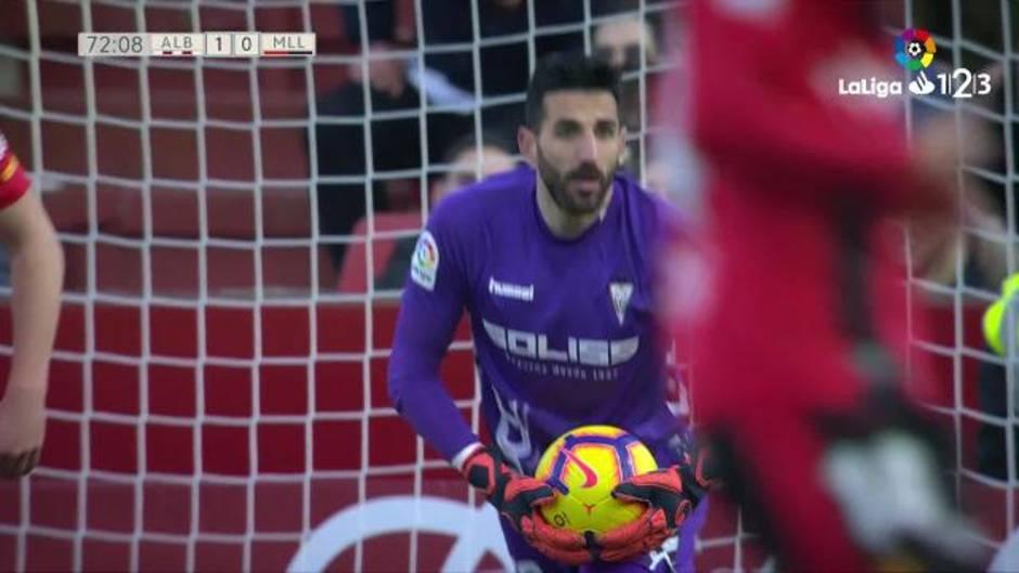 Liga123 (J25): Resumen y goles del Albacete 2-0 Mallorca