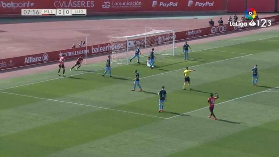 LaLiga 123 (J26): Resumen y goles del Real Mallorca 3-0 Lugo