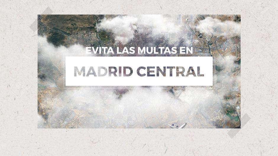 Cómo evitar las multas en Madrid Central, explicado en 1 minuto