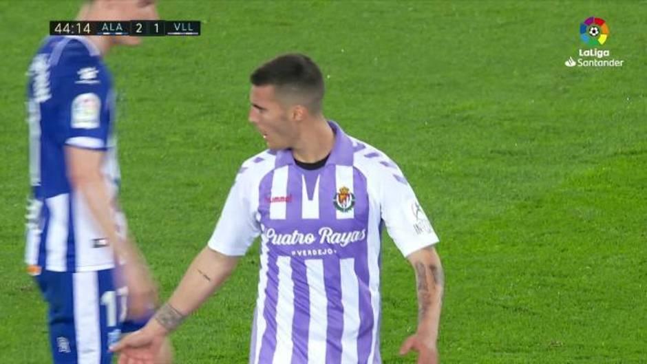 LaLiga Santander (J33): Resumen y goles del Alavés 2-2 Real Valladolid