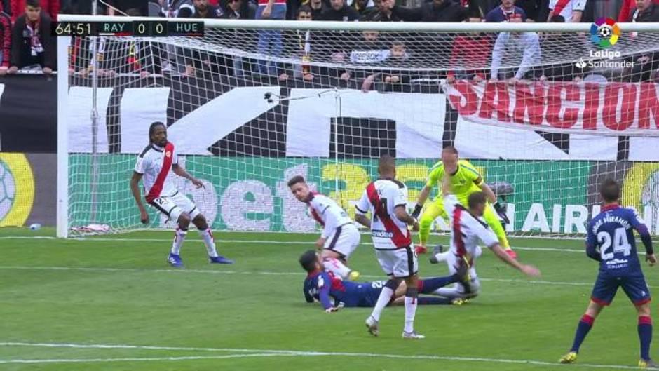 LaLiga Santander (J33): Resumen del Rayo Vallecano 0-0 Huesca