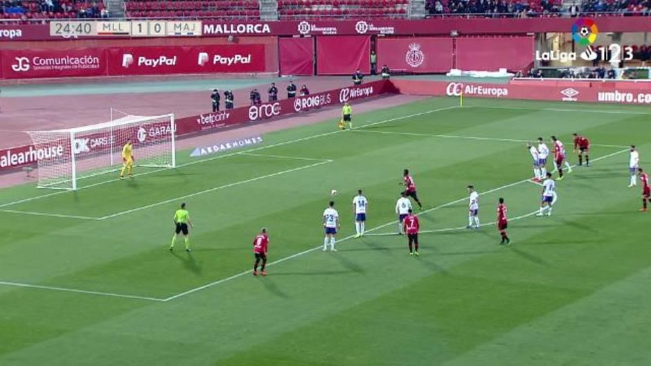 LaLiga 123 (J35). Resumen y goles del Mallorca 2-0 Rayo Majadahonda