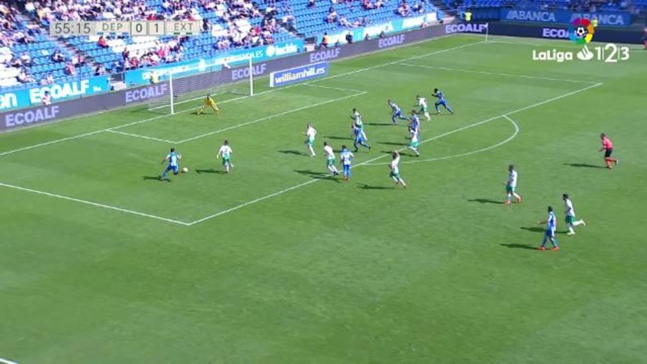 LaLiga (J35): Resumen del Deportivo 1-2 Extremadura