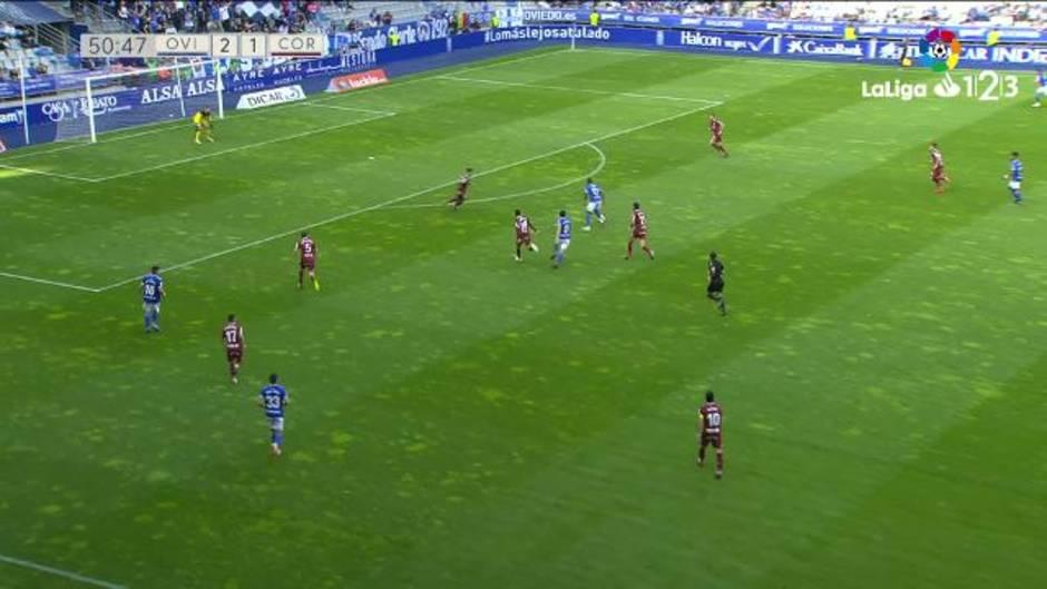 LaLiga 123 (J35): Resumen y goles del Oviedo-Córdoba (3-3)