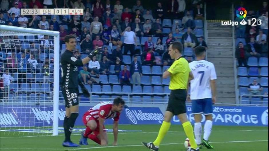 LaLiga 123 (J35) Resumen y goles del Tenerife 1-3 Almería