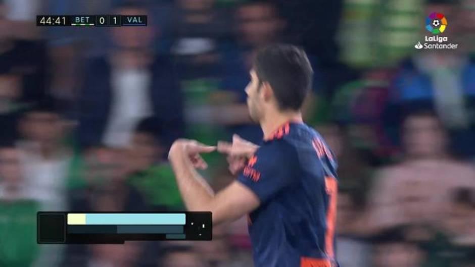 LaLiga Santander (J33): Resumen y goles del Betis 1-2 Valencia