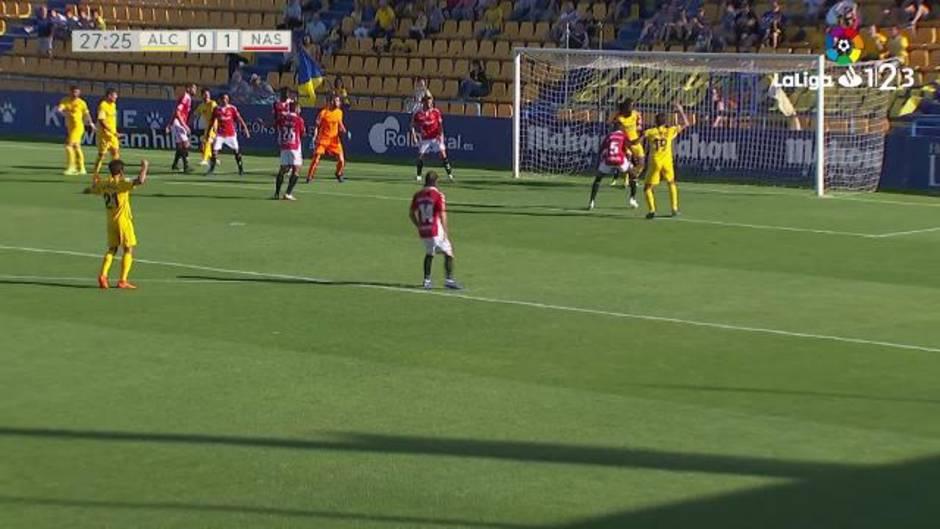 LaLiga 123 (J41). Resumen y gol del Alcorcón 0-1 Nàstic