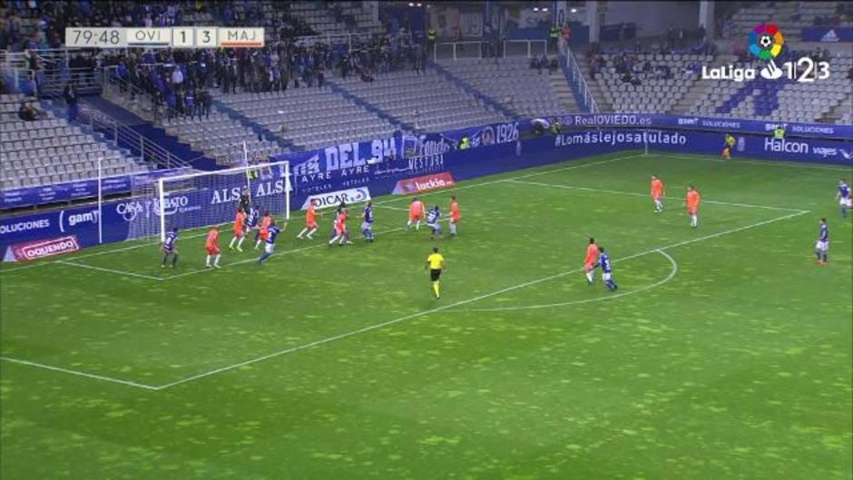 LaLiga 123 (J41): Resumen y goles del Real Oviedo 4-3 Rayo Majadahonda