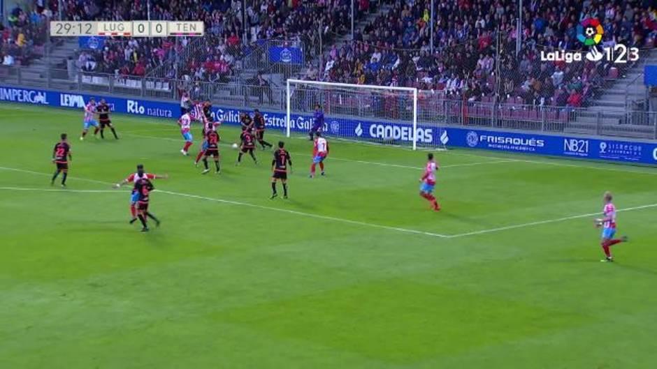 LaLiga 123 (J41): Resumen del Lugo 0-0 Tenerife