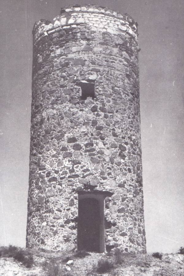 Atalaya medieval en Santa María de Benquerencia
