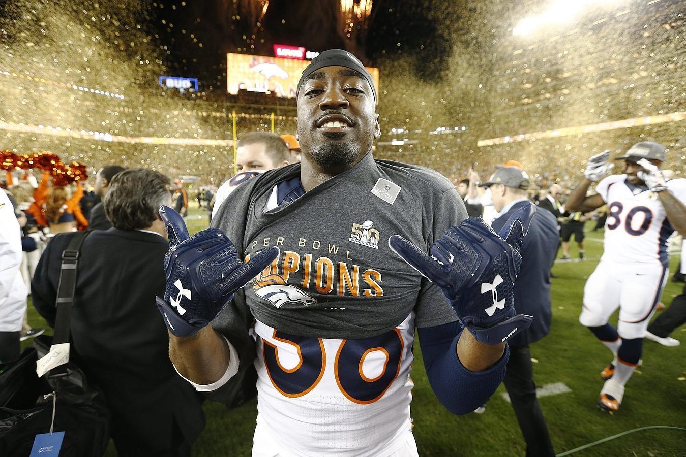 Los Broncos, campeones de la NFL