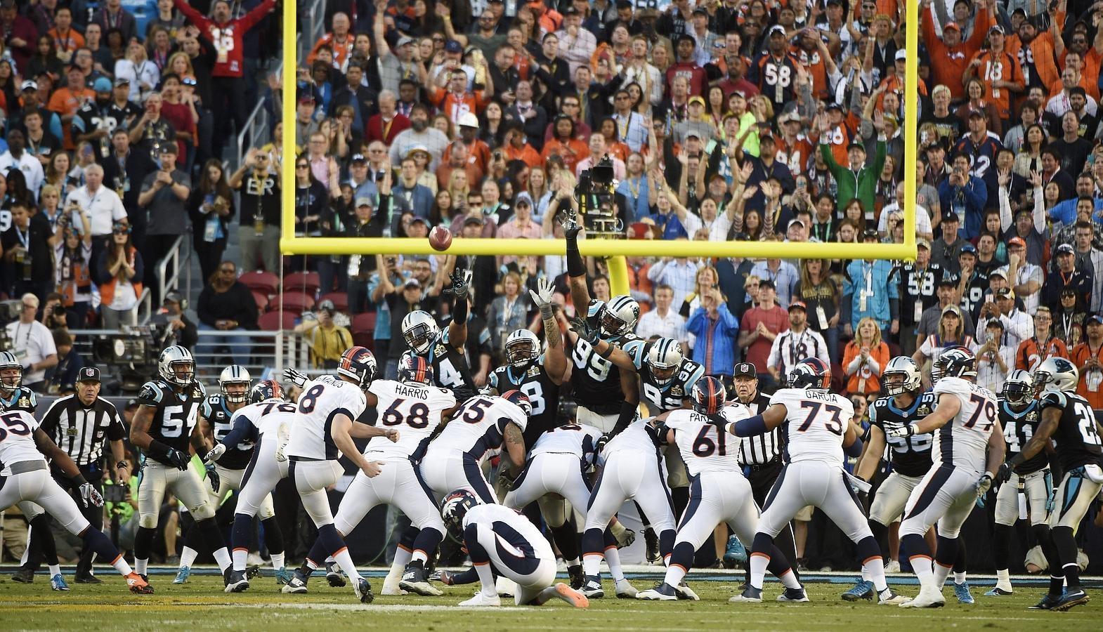 Las mejores fotos de la final de la NFL