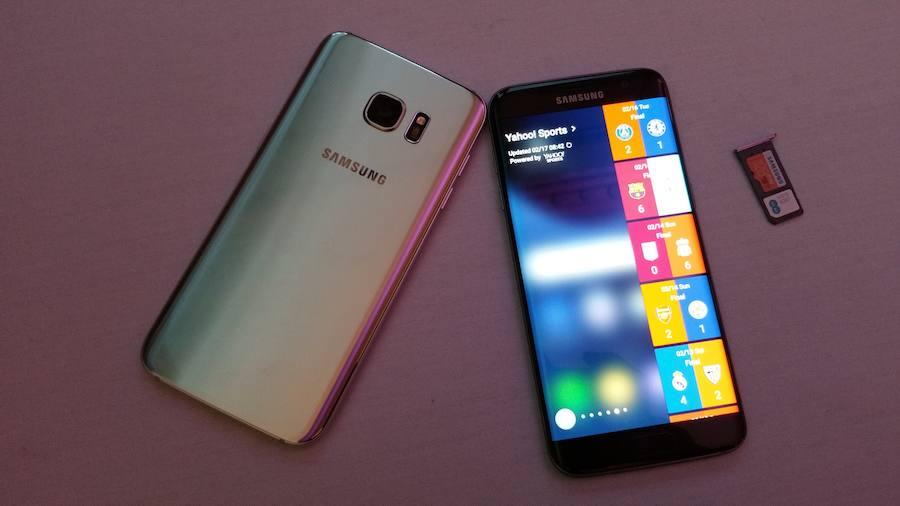 El nuevo Samsung Galaxy S7