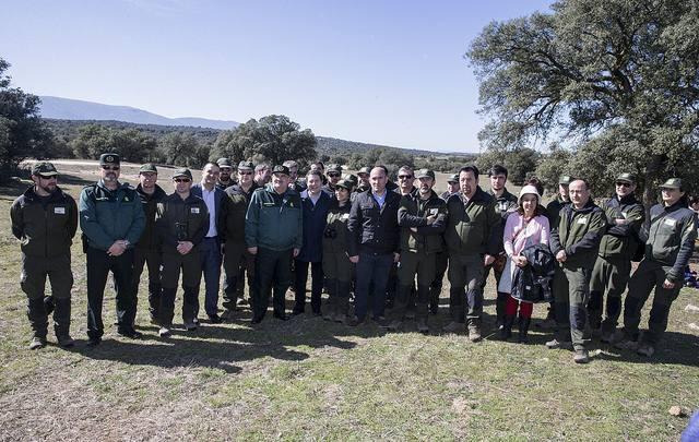 Castilla-La Mancha refuerza la población de lince ibérico con la suelta de Mosto y Morgana