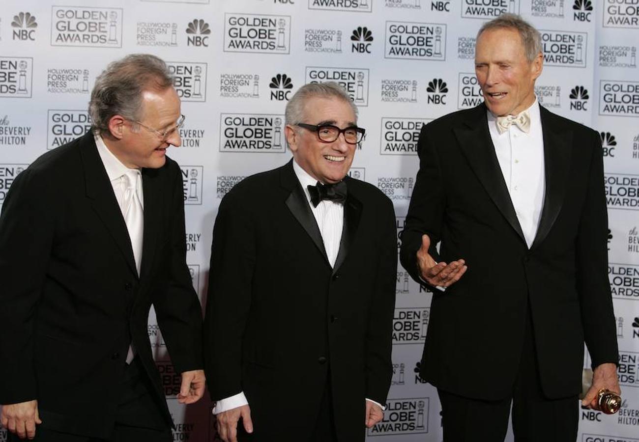 Martin Scorsese coronavirus  Clint Eastwood