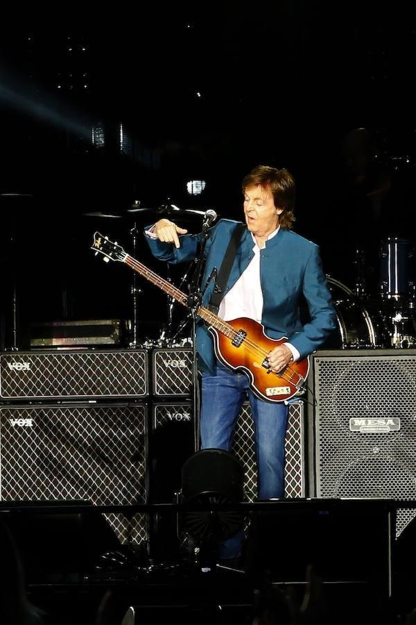 Las entradas para ver a Paul McCartney se agotaron