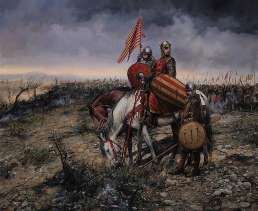 La guerra medieval: homenaje a García Fitz