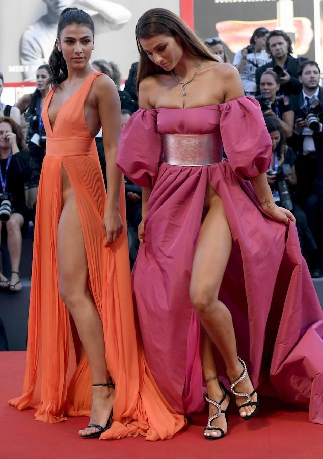 Los famosos que pasearon por la alfombra roja de los Premios