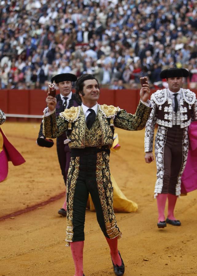 Morante, en Sevilla