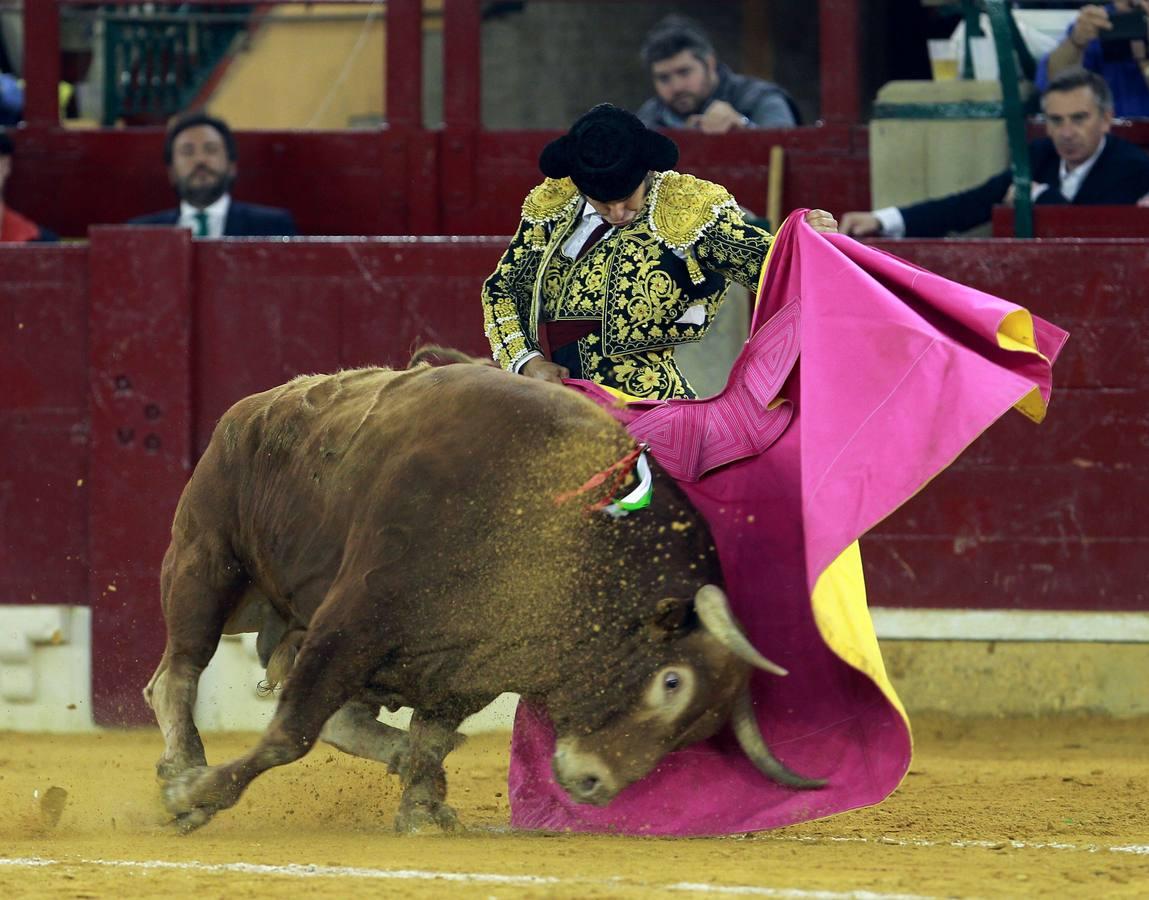 Morante, en Zaragoza